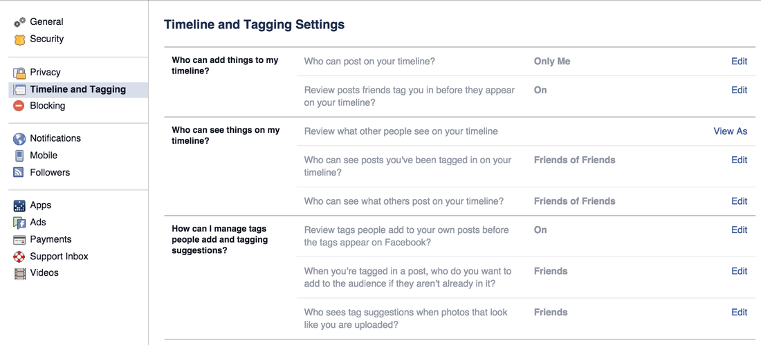 Facebook tweaked its privacy settings, and now were all searchable